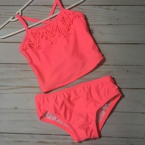Carter's Swim - Carter's 18months Pink 2pc swimsuit